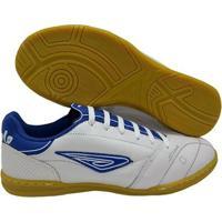 633a4ce65a35c Netshoes; Chuteira Futsal Diavolo Star Couro Masculina - Masculino