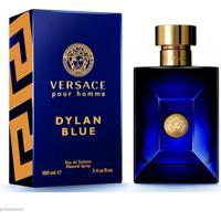 Versace Dylan Blue Eau De Toilette Masculino 50 Ml