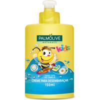Creme De Pentear Palmolive Naturals Kids Todo Tipo De Cabelo 150Ml