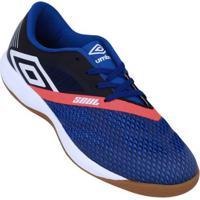 38e0a038b6 Netshoes  Tênis Umbro Futsal Soul Pro - Masculino