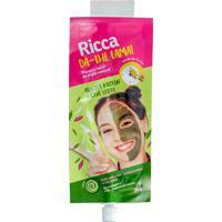 Máscara Facial Ricca Argila Natural Dá-Lhe Lama! 25G