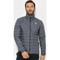 Jaqueta Adidas Varilite Soft J Masculina - Masculino-Chumbo