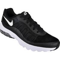 Tenis Running Preto Air Max Invigor Nike 60343015