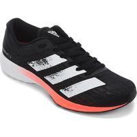 Tênis Adidas Adizero Rc 2 Feminino - Feminino-Preto+Branco