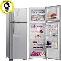 Refrigerador   Geladeira Electrolux Frost Free 2 Portas 310 Litros Inox - Df36X