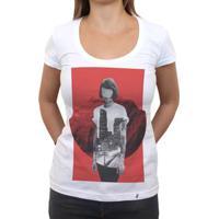 Mars Whater - Camiseta Clássica Feminina