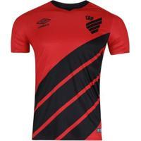 Camisa Umbro Athletico Paranaense I 2019 Nº 10 Masculina - Masculino