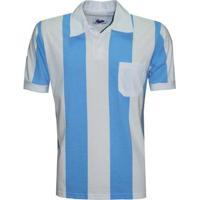 Camisa Liga Retrô Racing 1967 Masculina - Masculino