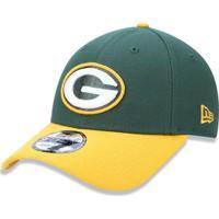 Netshoes  Boné 940 Green Bay Packers Nfl Aba Curva New Era - Masculino 680846033b1