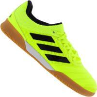 Chuteira Futsal Adidas Copa 19.3 In Sala - Adulto - Amarelo Fluor