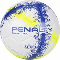 54e02175b0 Netshoes  Bola De Futsal Penalty Matís 200 Ultra Fusion - 520183 - Unissex