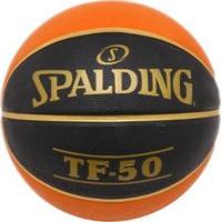 Bola Spalding De Basquete Tf-150 Cbb 83946Z - Unissex