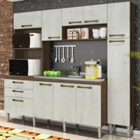 Cozinha Compacta Star - Casamia Elare