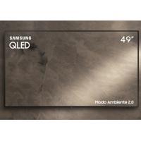 "Smart Tv Samsung Qled Uhd 4K 49"""" Qn49Q60Ragxzd Pontos Quanticos Modo"