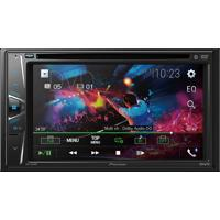 Dvd Player Pioneer Avh-G218Bt Preto/Led