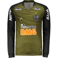 Camisa Le Coq Sportif Atlético Mineiro Goleiro Iii
