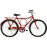 Bicicleta Athor Aro 26 V-Brake Executiva - Unissex
