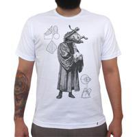 b0682960e El Cabriton  Estampa 3 - Camiseta Clássica Masculina