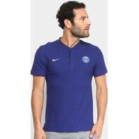 Camisa Polo Paris Saint-Germain Nike Masculina - Masculino