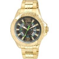 Relógio Condor Masculino Civic Co2315Bc/4P - Dourado Co2315Bc/4P - Masculino-Dourado