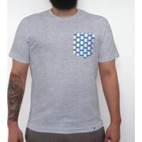 Animale  Lava-Roupas - Camiseta Clássica Com Bolso Masculina 940139319b2eb