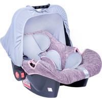Bebê Conforto Comfort TourRosa Mesclado
