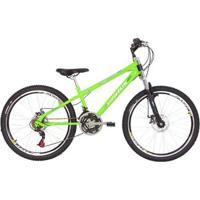 Bicicleta Aro 26 Status Freeride Com Suspensão - Unissex
