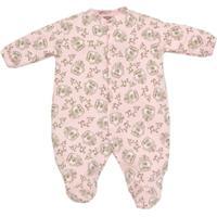 Macacão Longo Bebê Tilly Baby Perfumes - Feminino-Rosa