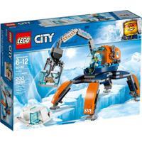 Lego City - Máquina De Exploração No Gelo - 60192