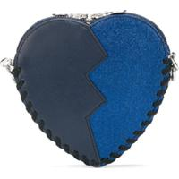 Stella Mccartney Kids Bolsa Tiracolo 'Jazz' - Azul