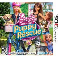 Barbie And Her Sisters: Puppy Rescue 3Ds - Nintend - Unissex