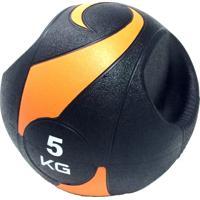 Bola Liveup Medicine Ball Preto