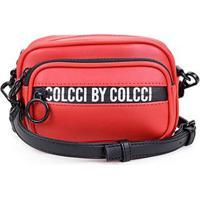 Bolsa Colcci Camera Mini Bag Fem Ziper Personalizada Feminina - Feminino