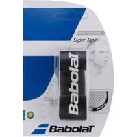 Fita Protetora Babolat Preta Com 05 Unidades - Unissex