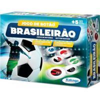 Jogo De Futebol De Botão - Brasileirão - 2018 - Xalingo
