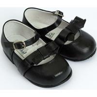 Sapato Preto - Feminino-Preto