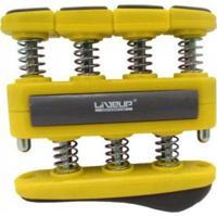 Hand Grip Exercitador De Mão E Dedos 3 Lb Liveup Ls3338B/L - Unissex-Amarelo