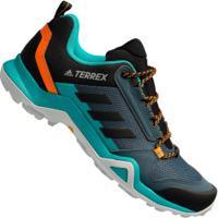 Tênis Adidas Terrex Ax3 - Masculino - Azul Esc/Azul
