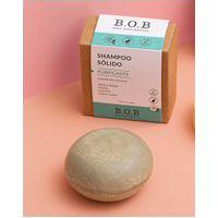 Amaro Feminino B.O.B. Kit Shampoo Em Barra Purificante & Condicionador Em Barra Hidratação Suave, Neutra