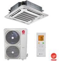 Ar Condicionado Split Cassete Trane Com 60.000 Btus, Frio, Turbo, Branco - 2Mcc0560C1