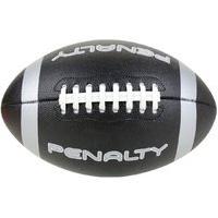 Bola Penalty De Futebol Americano Viii - Preto E Prata