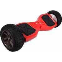"Skate Elétrico Hoverboard Foston 8.5"" 3800S Led Frontal E Bluetooth - Unissex"