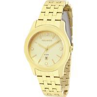 Relógio Technos Elegance Ladies - Feminino-Dourado a5b6f8647d