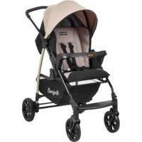 Carrinho De Bebê Burigotto Ecco 0 A 15Kg - Unissex-Bege