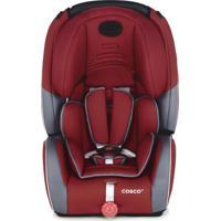 Cadeira Para Auto 9 A 36 Kg Evolve Vermelho Sabre Cosco