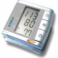 Aparelho De Pressão Digital De Pulso Com Detector De Arritmia Bp3Bk1 G-Tech