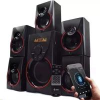 Home Theater 105W Rms 5.1 Mp3 Fm Pc Micro System Bluetooth
