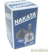 Junta Homocinética Lado Roda - Nakata - Uno/Prêmio/Elba/Fiorino 1984 Até 2009 - Fixa - Cada (Unidade) - Njh15339