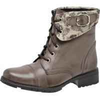 Bota Mega Boots 3012 Marrom