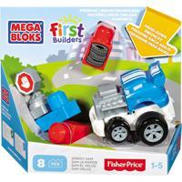 Mega Bloks First Builders Veículos De Corrida - Mattel